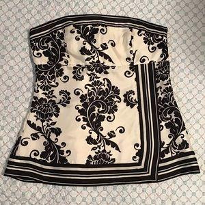 WHBM silk top size 10